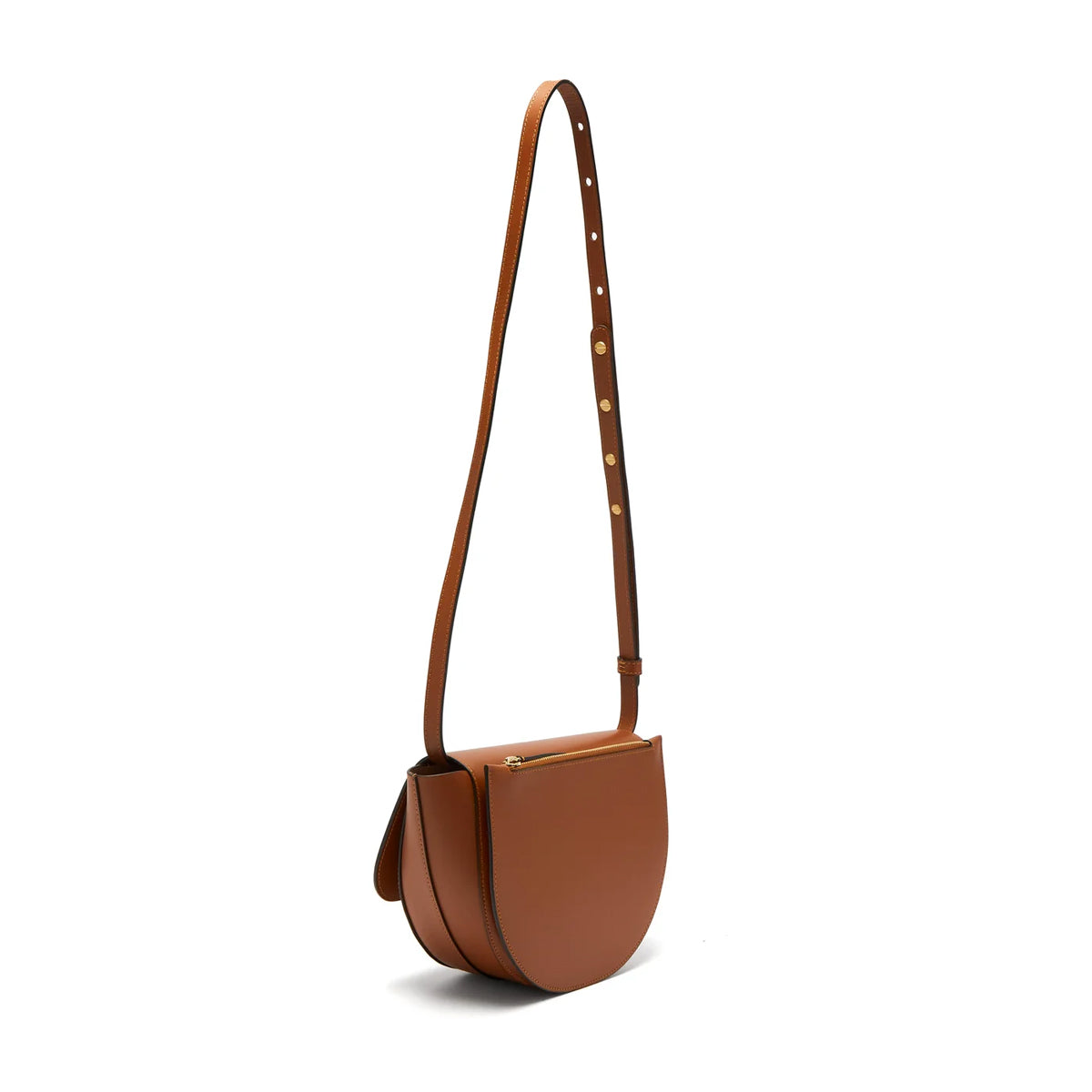 Billy Leather Crossbody Bag