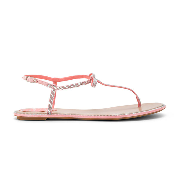 Bonnie Flat Bow Thong Sandals