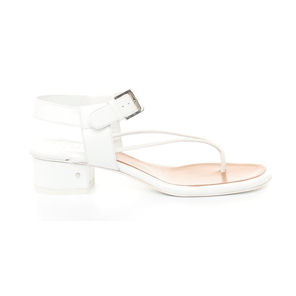 Bosphore Thong Block Heel Sandals