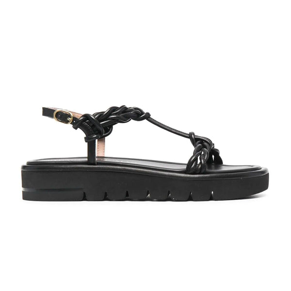 Calypso Lift Flatfrom Sandals
