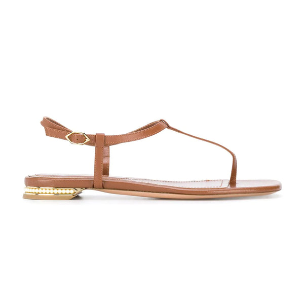 10mm Casati Pearl T-Bar Sandals