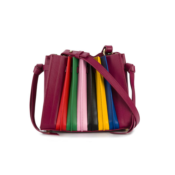 Franca Plissé Toy Bag