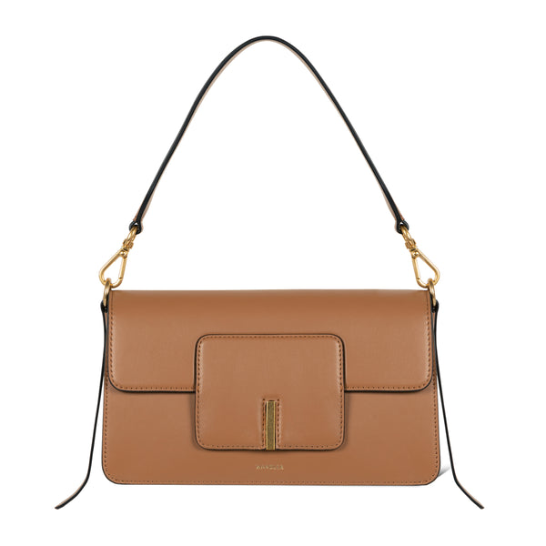 Georgia Leather Shoulder Bag