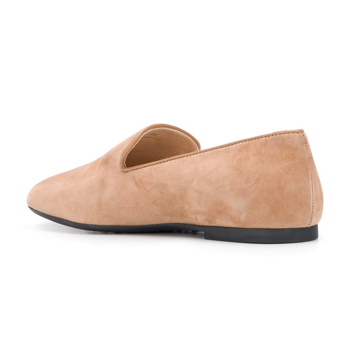 City Sole Suede Almond Toe Loafers