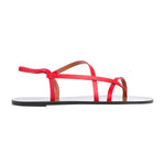 Lizza Flat Strappy Sandals