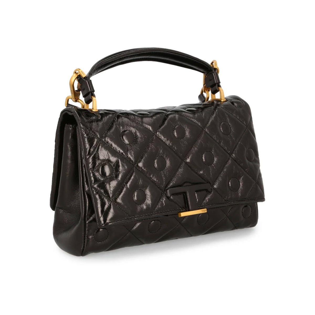 Signature Padded Shoulder Bag