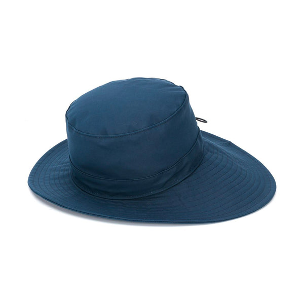 Drawcord Cotton Bucket Hat