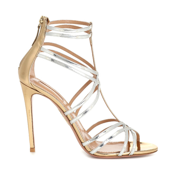 Princess 105 Metallic Sandals