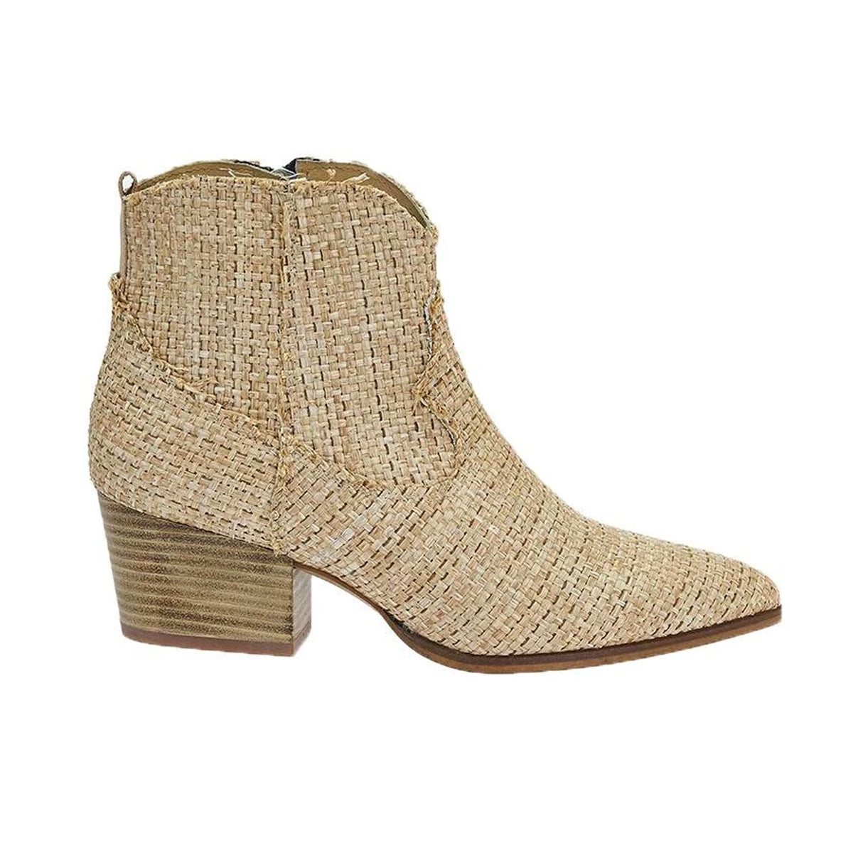 Natural Palm Ranch Boots