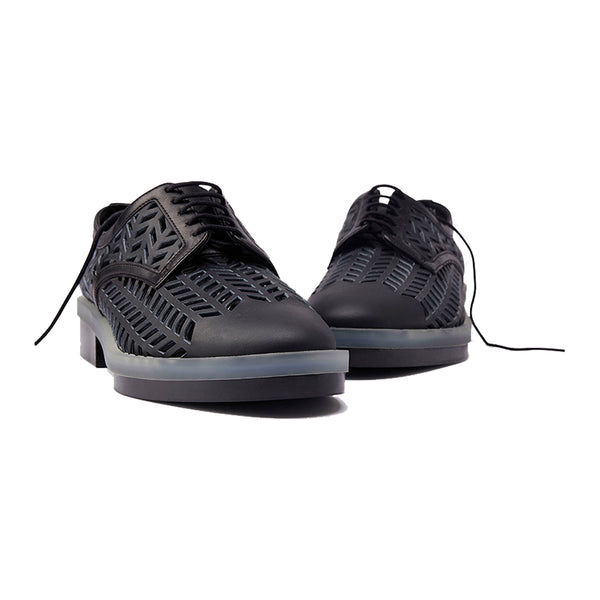 Remie Cut Out Gel Sole Brogues