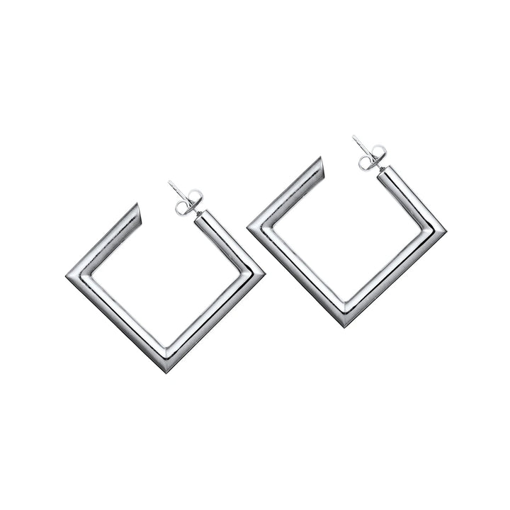 Classic Square Tube Hoops