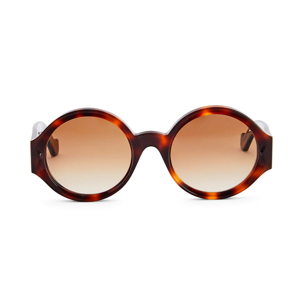 Story Round Acetate Sunglasses