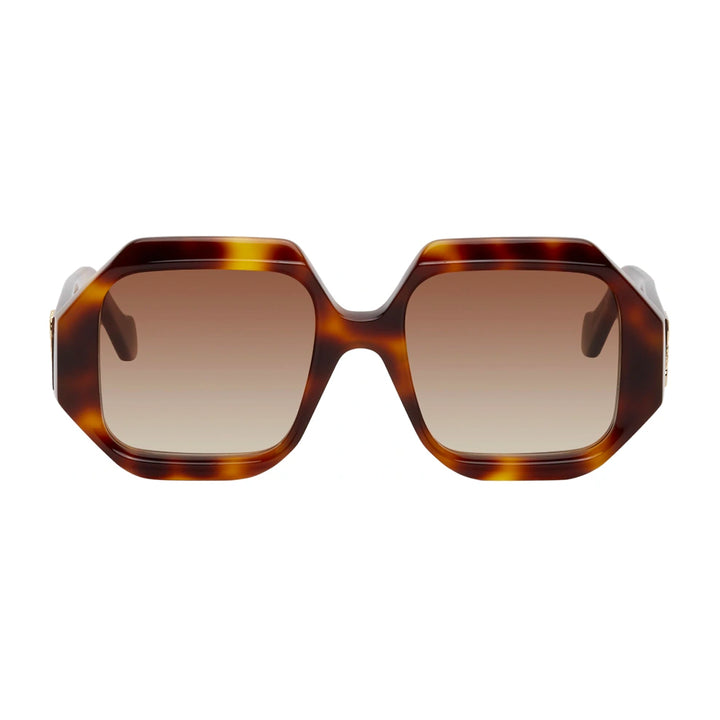 Story Hexagonal Acetate Sunglasses