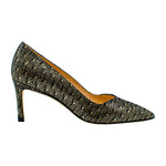 Anny 70 Pave Lace Pumps