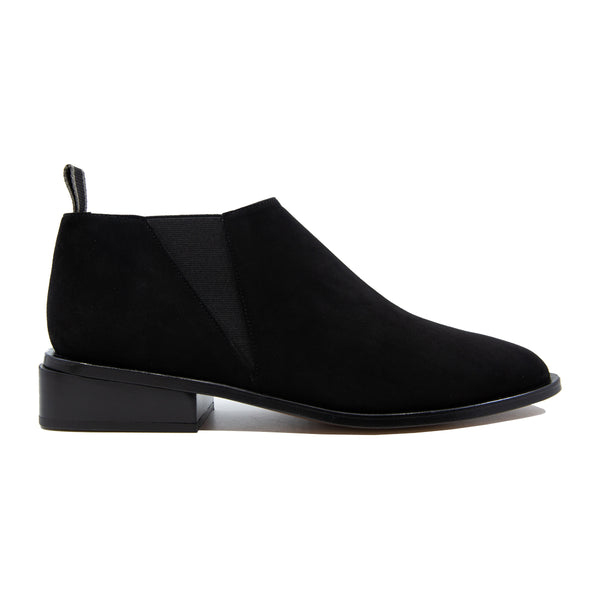 Xander Suede Low Cut Boots