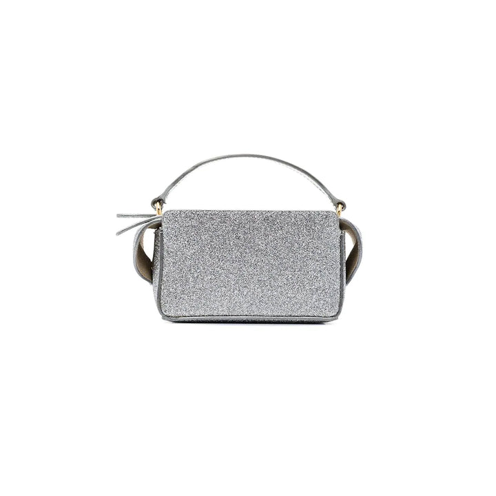 Yara Mini Box Bag with Chain