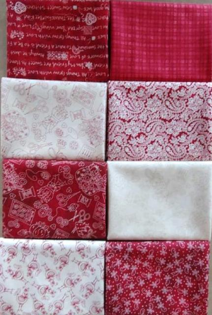 Maywood studio the little things fat quarter bundle cotton quilt fabric