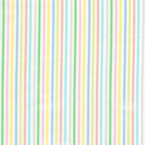 Timeless Treasures Kidz Jungle pastel stripe cotton baby quilt fabric