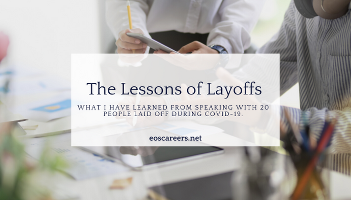Lessons Learned from the Covid-19 Layoffs