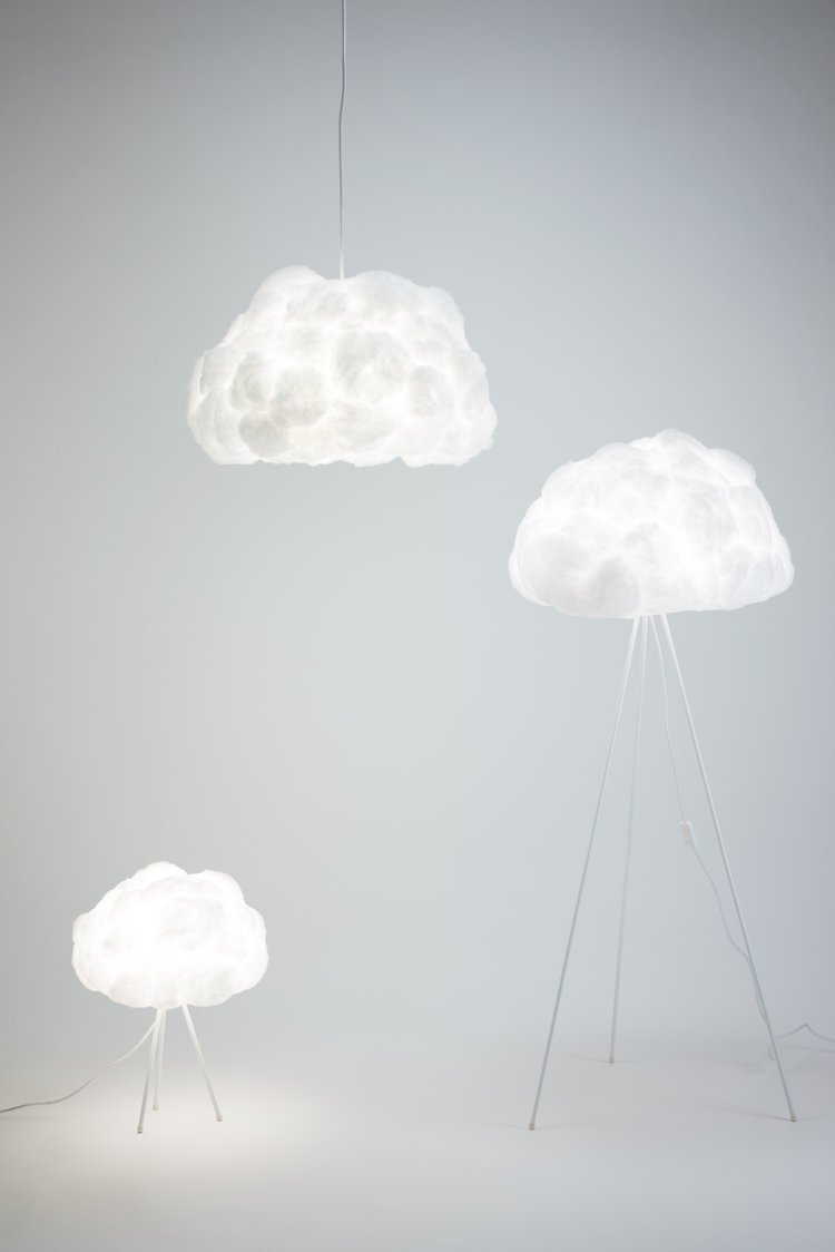 richard clarkson Lampshade Cloud - Tabletop