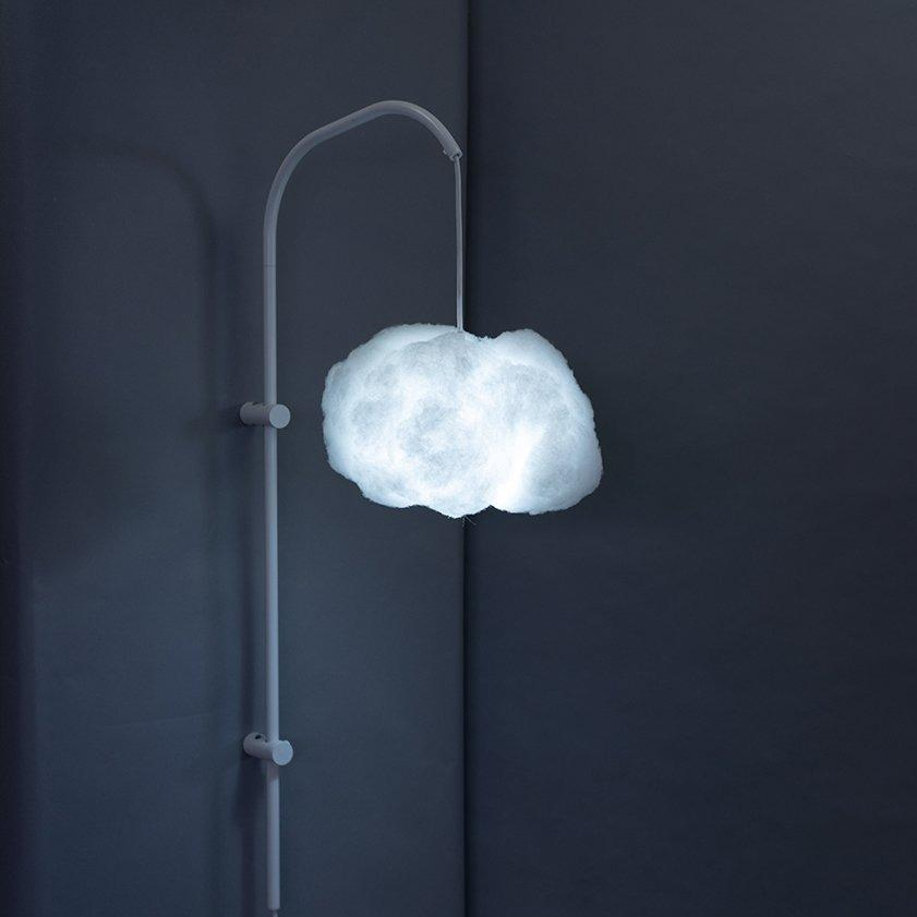 richard clarkson Lampshade Cloud - Wall Mounted
