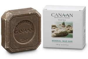 Canaan Mineral Mud Soap