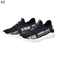 Men Spring Lace Up Round Toe Casual Skate Shoes Fashion Sneakers Runing Shoes
