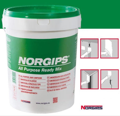 Norgips All Purpose Ready Mix 28 Kg