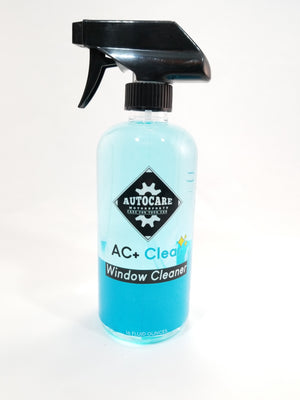 AC+ Clear - Window and Glass Cleaner 16 oz.