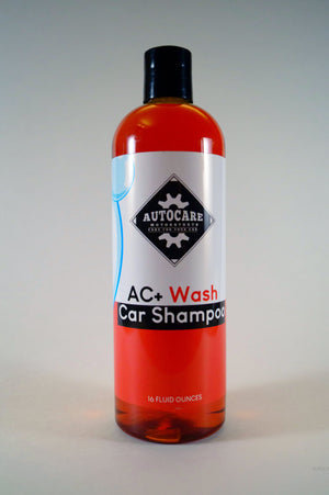 AC+ Wash - Car Shampoo 16 oz.