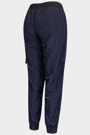 Leisure Pant Shine Blue - Yvette Sports