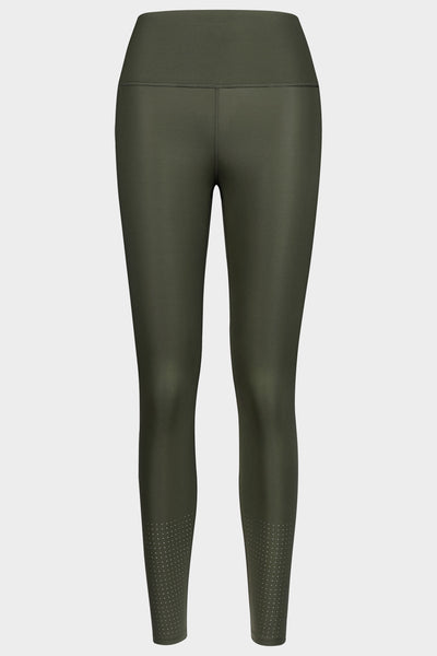 Leggings Move Olive Green - Yvette Sports