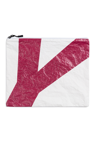 Bag Urban Nature White/Raspberry - Yvette Sports
