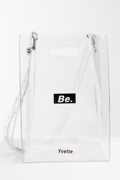 Bag Future Transparent - Yvette Sports