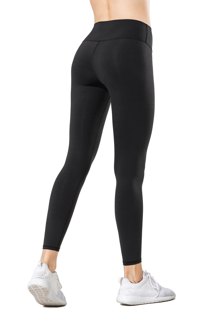 Yoga Leggings Charly Black - Yvette Sports