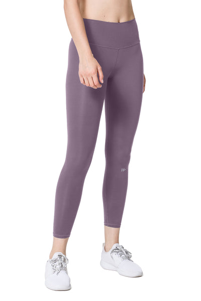 Yoga Leggings Charly Purple - Yvette Sports