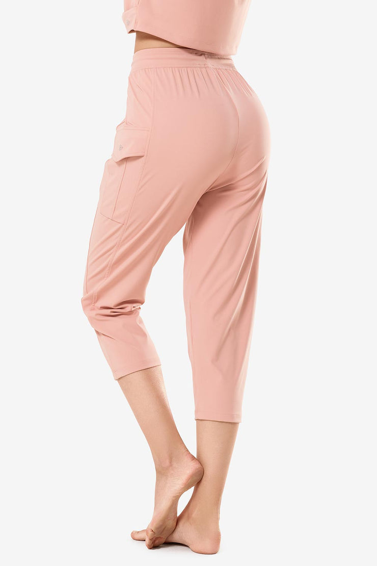 Leisure Pant Work Pink - Yvette Sports