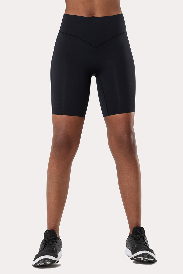 Shorts Cloud Black - Yvette Sports