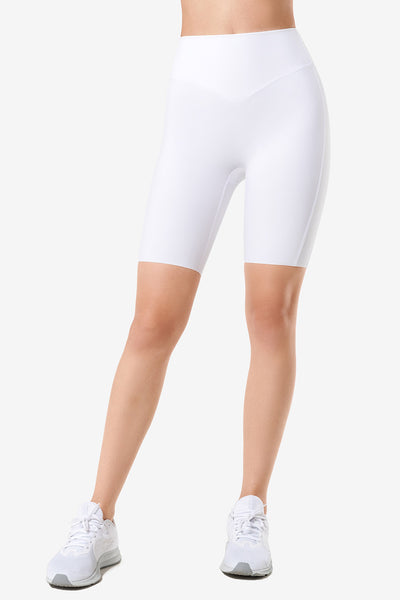 Shorts Cloud White - Yvette Sports