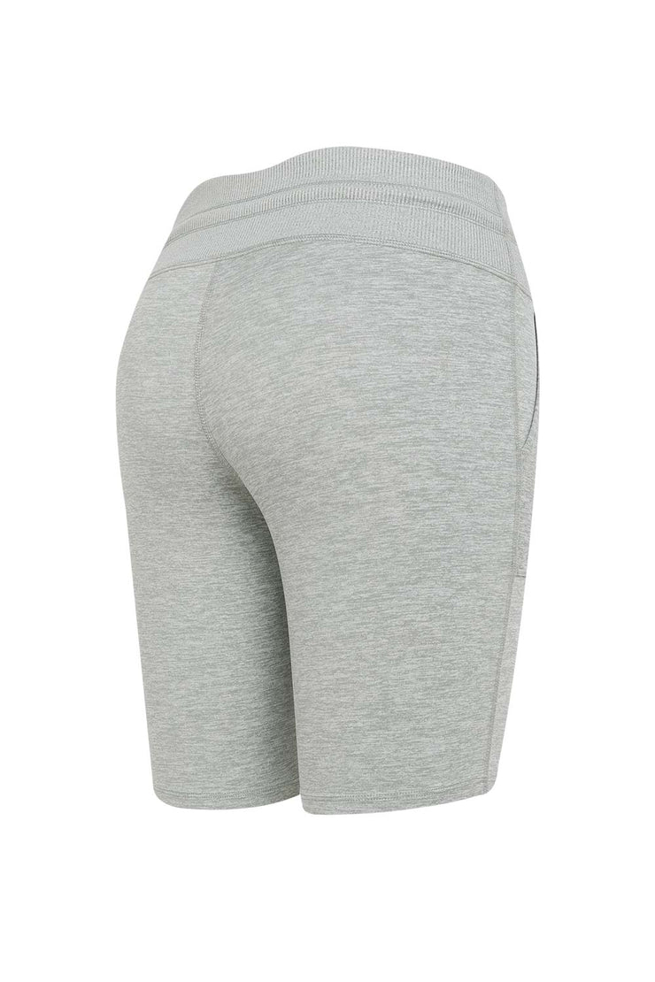 Shorts Honey Light Grey - Yvette Sports