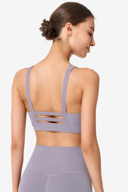 Sport-BH Lavender Purple - Yvette Sports