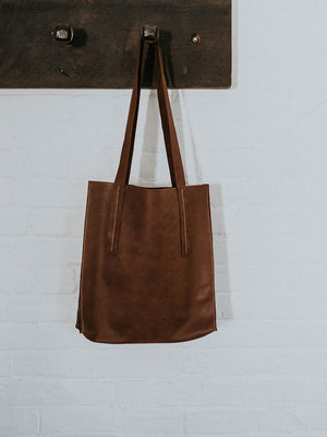 Bespoke Leather Tote Bag