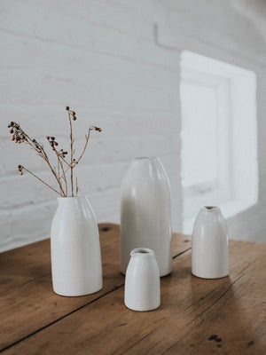 Bison Home Milk Bottles - variety of sizes