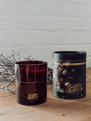 Southern Wild Co Soy Candle