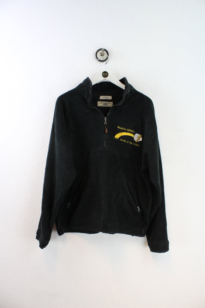 Vintage Meadow Athletics Fleece Windbreaker (L) - Vintage & Rags