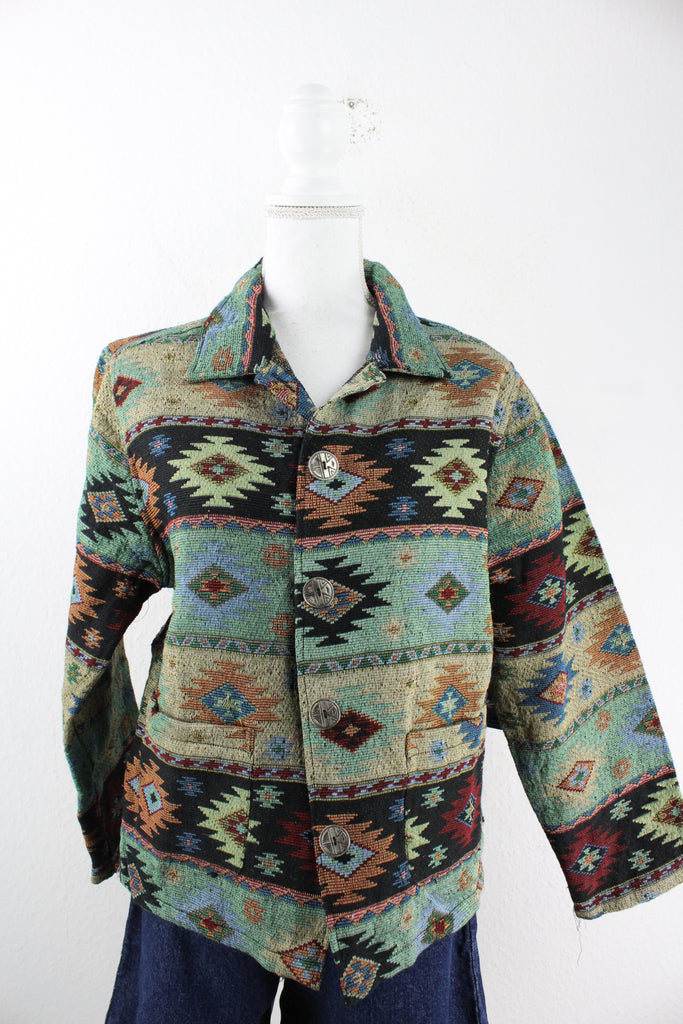 Vintage Jane Ashley Jacket (L) - Vintage & Rags Online