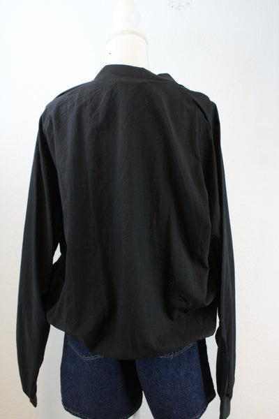 Vintage Nylon Light Jacket ( L )