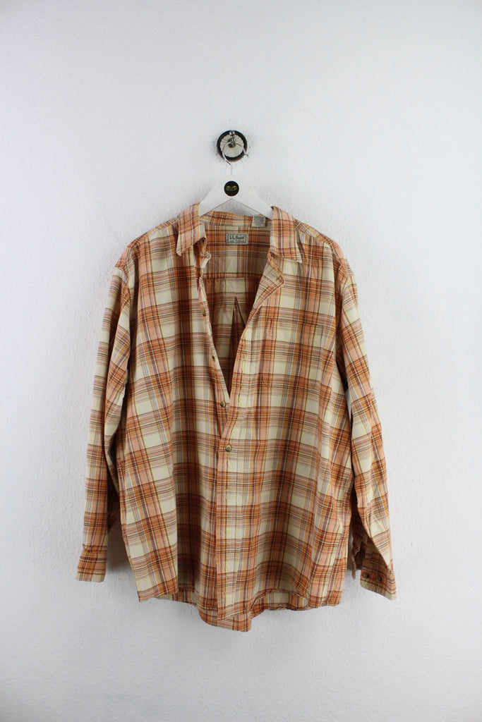 Vintage L.L. Bean Plaid Shirt (XL) - Vintage & Rags