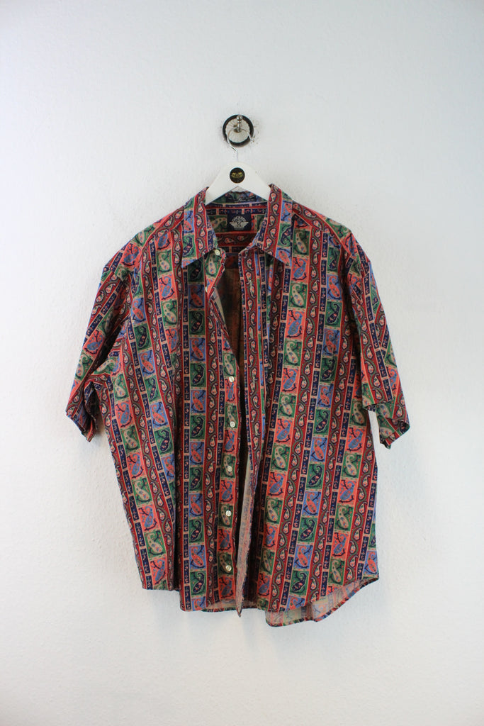 Vintage Dockers Short Sleeve Shirt (XL) - Vintage & Rags