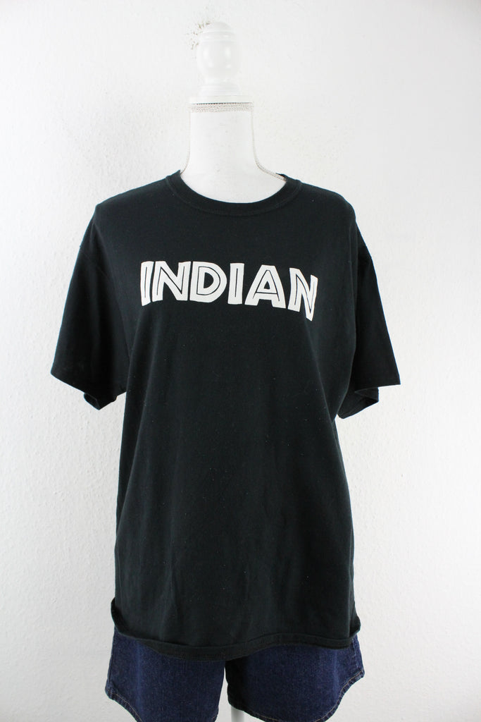 Vintage Indian T-Shirt (L) - Vintage & Rags